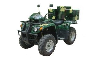 ATV Mounted Battery Powered ULV