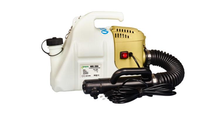 Model 2680A-II Longray Electric ULV Cold Fogger | How To Use Model 2680A-II ULV Cold Fogger Machine