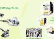 Longrayfog 2020 Thermal Fogger Machine | Anti-Corona Virus Thermal Fogger & ULV Cold Fogger