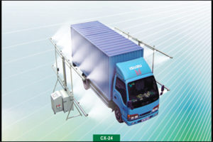 Vehicle Disinfection Channel CX-24